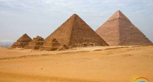 How cosmic rays revealed a secret void in the Great Pyramid?